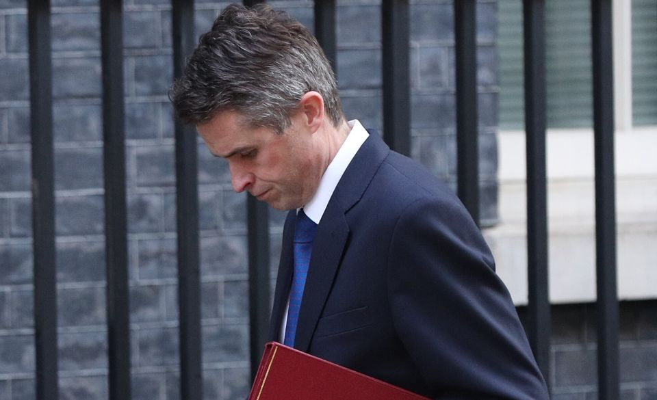 The 11-Minute Phone Call That Sparked Gavin Williamson's Cabinet