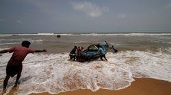 Cyclone Fani Likely To Hit South Of Odisha's Puri Tomorrow, May Affect 19