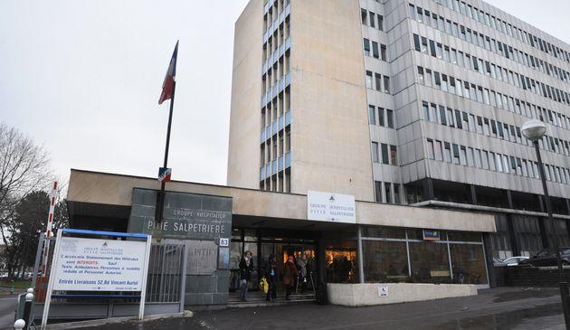 Des manifestants ont fait irruption à l'hôpital de la Pitié-Salpêtrière...