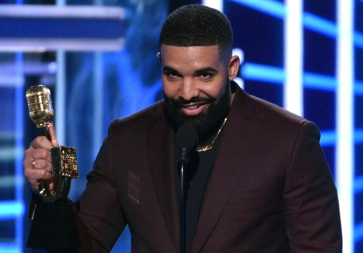 Drakebroke Taylor Swift's record for most wins at the 2019 Billboard Music Awards in Las Vegas.
