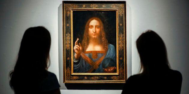 Il Salvator Mundi di Leonardo è