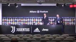 Sala stampa vuota per l'allenatore dell'Empoli. Lui ironizza, Allegri