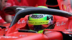 Schumi Jr, prime prove con la Ferrari in
