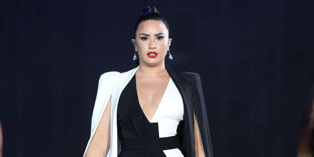 Demi Lovato risponde al body-shaming della stampa: