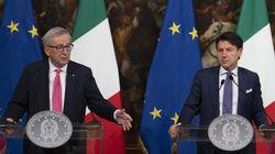 Juncker a Conte: