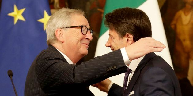 Incontro Conte-Juncker, il cruccio è sempre quello: l'economia. E il presidente Ue attacca: