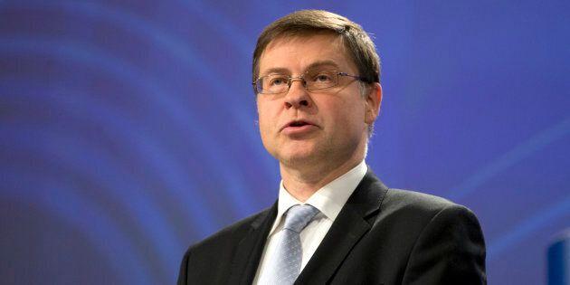 Dopo Vestager anche Dombrovskis scarica su Bankitalia il fallimento delle quattro