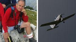 Pilota-eroe evita la strage prima di morire: dopo l'avaria dell'ultraleggero, schiva le case e si