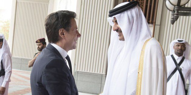 Doha, Conte cede alla corte miliardaria