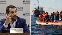 Sea Eye soccorre 64 migranti e chiede un porto sicuro. Salvini: