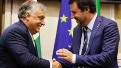 Tu quoque Viktor. Orban diserta la kermesse sovranista di Salvini per non irritare il