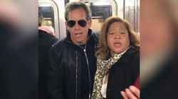 Ben Stiller le cede il posto in metro, la donna impazzisce di