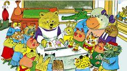 Le famiglie alternative, immaginate e disegnate da Richard Scarry 60 anni fa (di G.