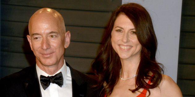 Accordo sul divorzio: a Jeff Bezos il 75% delle azioni