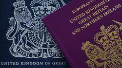 Sui passaporti è già Brexit: tolta la dicitura