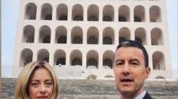 Giorgia Meloni candida il pronipote del Duce: Caio Giulio Cesare