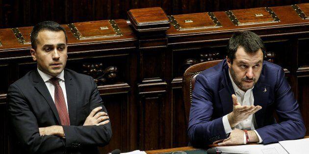 Luigi Di Maio, Matteo