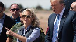Trump silura ministra dell'Interno, stanco per i troppi migranti in arrivo dal