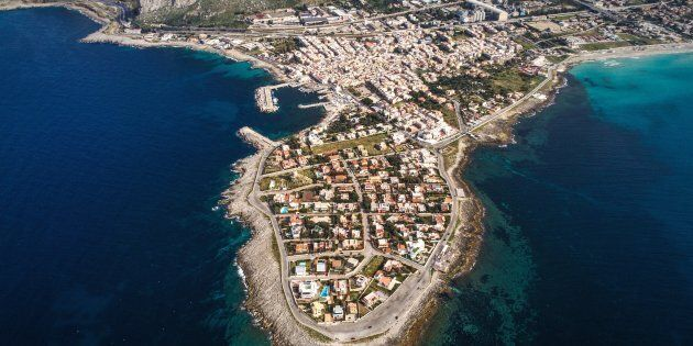 Photo taken in Isola Delle Femmine,