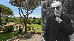 La villa estiva di Eduardo De Filippo è in vendita (ma pochi possono