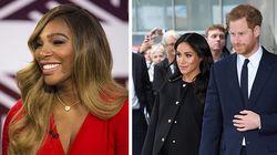 Serena Williams potrebbe aver rivelato il sesso del figlio di Harry e Meghan (e la cosa potrebbe costare cara ai