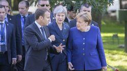 Il tour della disperazione di May: incontrerà Macron e Merkel per convincerli sulla proroga della