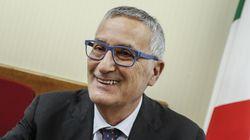 L'ex procuratore Antimafia Franco Roberti sarà il candidato Pd per le Europee al