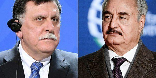 L'Onu in Libia si arrende, mentre Roma sceglie Sarraj contro l'aggressore