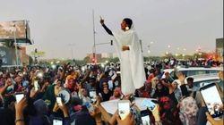 La statua della libertà delle donne in Sudan (di F.