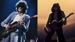 La storia della chitarra di Jimmy Page, musicista dei Led Zeppelin, diventa un