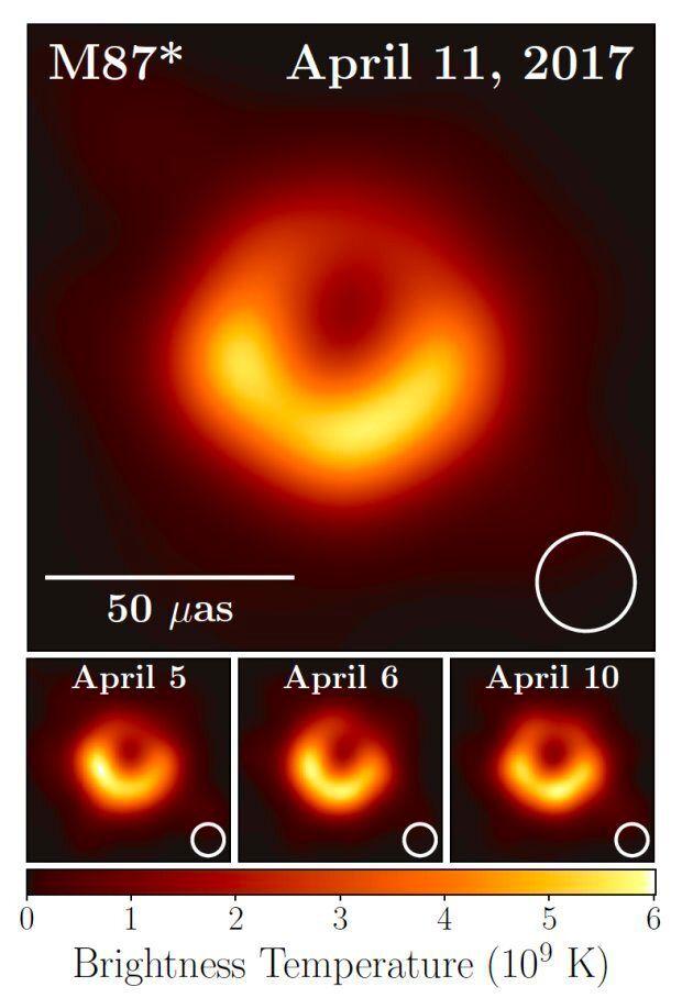 Catturata la prima foto di un buco nero. L'incredibile risultato dell'Event Horizon