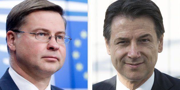 Valdis Dombrovksis, se l'Italia è la lumaca d'Europa