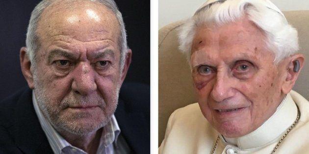 Mario Capanna contro Joseph Ratzinger:
