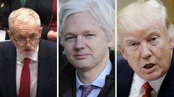 Corbyn chiede che Assange non sia estradato in Usa. Trump se ne lava le mani:
