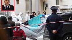 Ucciso carabiniere in sparatoria. Era un maresciallo di 46