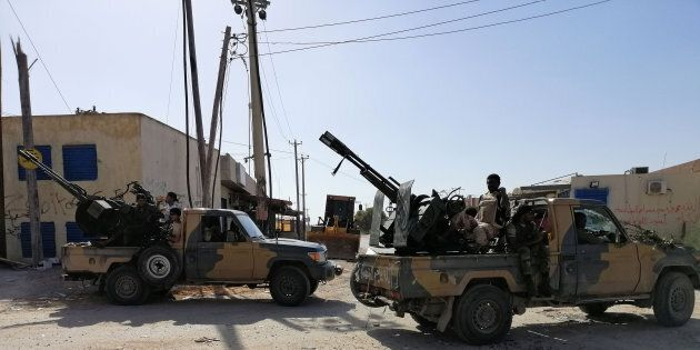 La guerra in Libia ha già fatto 100 vittime, anche 28