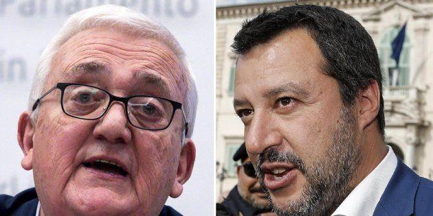 Nelle liste il nuovo corso della Lega. Salvini manda via il vecchio e apre a banchieri e