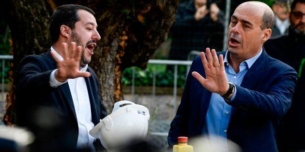 Zingaretti contro Salvini: cavalcando la rabbia degli italiani hai preso i voti ma hai tolto: lavoro,...