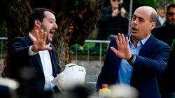 Zingaretti contro Salvini: cavalcando la rabbia degli italiani hai preso i voti ma hai tolto: lavoro, crescita, fatturato all...