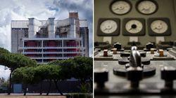Viaggio nel reattore nucleare dell'ex centrale di Latina, un tempo la più potente d'Europa (di G.