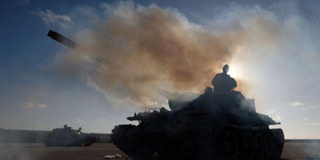 Libia, ultima