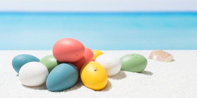 Sarà una Settimana Santa bollente. E nell'uovo di Pasqua il meteo potrebbe riservarci una
