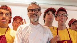 Ragazzi autistici e chef Bottura servono tortellini a Milano: