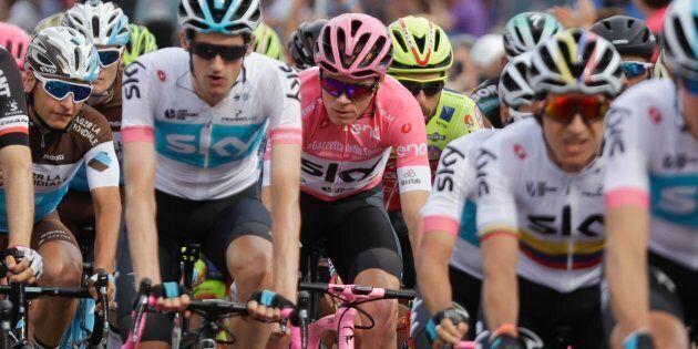 Il Giro d'Italia nel 2020 partirà da