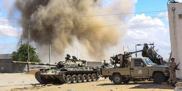 Libia, stallo armato in una guerra