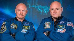 Uno studio Nasa su due gemelli astronauti dice che vivere nello spazio fa