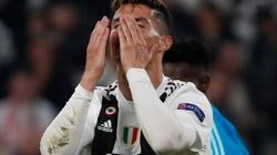 La Juventus fuori dalla Champions precipita in