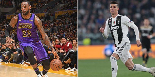 Da LeBron James a Cristiano Ronaldo. La rivincita del gioco di squadra contro due campioni