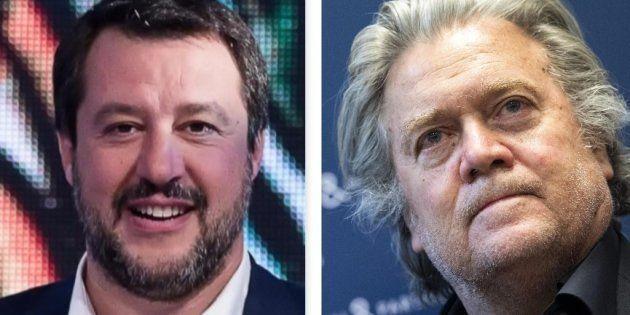 Time incorona Matteo Salvini fra i top leader. Con presentazione di Steve