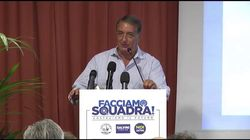 Quando Arata, accusato di corruzione, parlò al convegno della Lega: